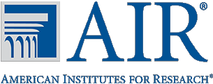 American Institutes for Research (AIR)